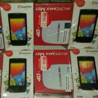 Smartfren Andromax C3 - RAM 512MB / 4GB + Bonus Mifi 4G Andromax M2Y