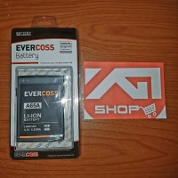 BATERAI EVERCROSS / CROSS A65A / A5B / A7S / A5T ORI 99% BATRE BATTERY