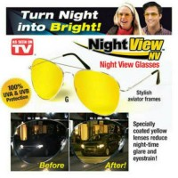 Night View Glasses Night Vision Kacamata Malam As Seen on TV