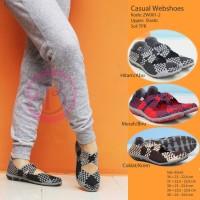 harga sepatu casual webshoes mollyca ZW001-2 Tokopedia.com
