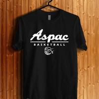 Tshirt / Kaos Basket / Aspac Jakarta  2 / Ibl / Dbl