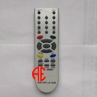 "REMOTE TV LG 21"" 124D"
