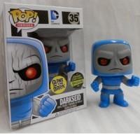 Funko POP Heroes: Glow In The Dark Darkseid Action Figure Exclusive