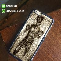 Han Solo Carbonite Casing iPhone 7 6s Plus 5s 5C 4s case, Samsung Case