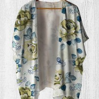 Cardigan Wanita - Kimono Outer CC0739