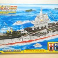 harga Lego Chaobao 31096 Liao Ning Aircraft Carrier ( Kapal Induk ) Tokopedia.com
