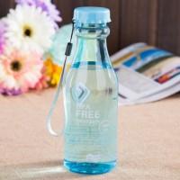 Jual Botol Minum Anti Tumpah 550 ml BPA Free / Soda Bottle Sports Murah