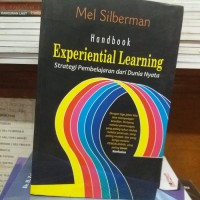 Hanbook Experiental Learning (Hard Cover - Original)