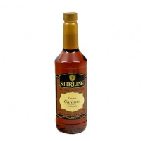Stirling Flavored Syrup
