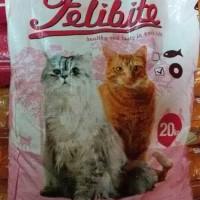 Jual Makanan kucing Felibite 20 kg murah Murah