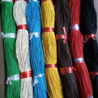 Tali Semi Kulit Untuk Gelang Atau Kalung ( Dijual Per Meter)