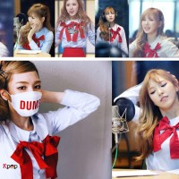 WENDY RED VELVET DUMB DUMB SHIRT