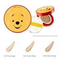 THE FACE SHOP x Disney Winnie the Pooh CC Cooling Cushion SPF42 PA+++