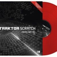 Native Instruments Traktor Kontrol Vinyl MK2 (Red)