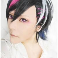 Wig Cosplay Ibuki Mioda Gender Bender (Daganronpa)