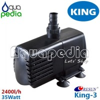RESUN King-3 Pompa Air Celup Submersible Water Pump