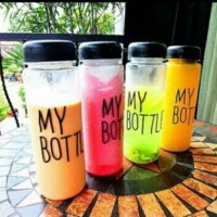 MY BOTTLE / INFLUSED WATER BOTOL MINUM IMPORT