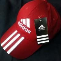 harga Topi Adidas Nike Baseball Golf Sport Kualitas Terbaik - Merah Maroon Tokopedia.com