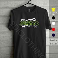 Harga kaos otomotif ninja r kaos distro ninja r kaos ninja | WIKIPRICE INDONESIA