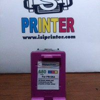 HP 680 Tinta Tri-color Ink Cartridge (F6V26AA)