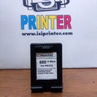 HP 680 Tinta Black Ink Cartridge (F6V27AA)