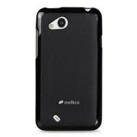 SALE!!! MELKCO Case Poly Jacket HTC Desire VC - Black