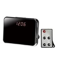 V7 Digital Alarm Clock Spy Hidden Camera With Motion Detection & Long
