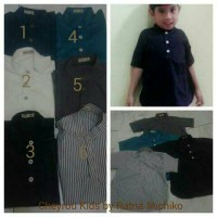 Baju Koko Anak  SMLXL 1-10 th