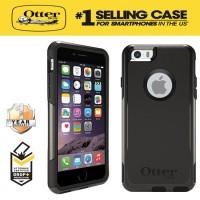 OtterBox Asli iPhone 6 Plus/6s Plus Case, Commuter Series - Black