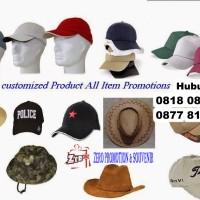 Topi untuk hadiah Promosi, Training dan souvenir