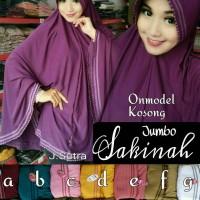 Jilbab Syari Jumbo Murah Cantik Sakinah