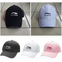 Topi Badminton