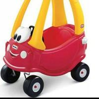 Jual Mobil Little Tikes - Cozy Coupe Mata (warna merah kombinasi kuning) Murah