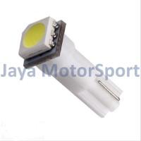 Lampu LED T5 1 SMD 5050 Light Bulb - White