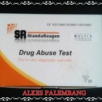Alat Test Narkoba-5P (AMP,MET,THC,MOP,COC)