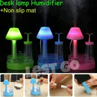 Humidifier Ultrasonic Usb Aromatherapy Car Home With Night Light