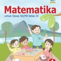 Buku Matematika untuk SD/MI Kelas 4 - Satu Nusa