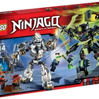 LEGO Ninjago # 70737 Titan Mech Battle Reseller Supplier Official Asli