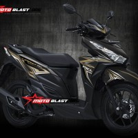 Honda Vario 150 - BLACK THUNDER GOLD