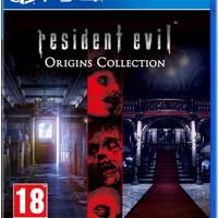 Kaset BD Game PS4 Resident Evil: Origins Collection Reg 2