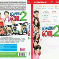 DVD Original Komedi Gokil 2 With Cover
