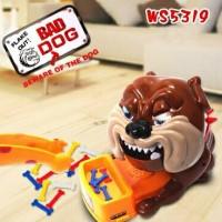 BEWARE OF THE DOG Bad Dog (Running Man Games) / Mainan Anak Bad Dog