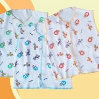 Baju Kutung Kaos Singlet Bayi Baby Baru Lahir Newborn Laki Perempuan
