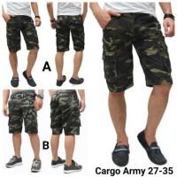 Jual Celana Cargo Pendek/Cargo Army Pendek/Celana Pendek Cargo /Cargo Katun Murah