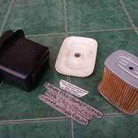 box filter Udara assy Honda C50-C70-C700