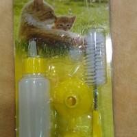 Botol Susu dan Sikat Pembersih Botol Hewan/Animal Bottle