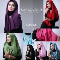 Jilbab Instan Pashmina Swarovsky 2 / Instan Pashmina Swarosky Sayra