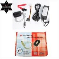 Converter IDE-SATA to USB (R Driver)