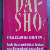 preloved novel terjemahan Daisho -Marc Olden