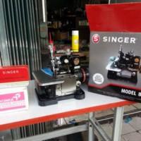Mesin Obras Singer 81A1 + meja